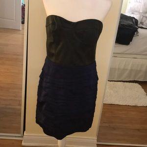 Express bustier dress